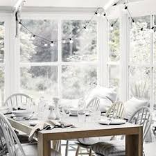 White Company Christmas Decorations Sale by Cascading Wire Fairy Lights The White Company White Company