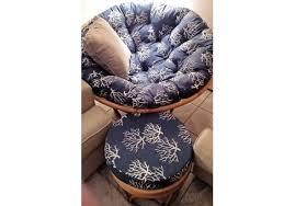 Papasan Chair And Cushion Custom Papasan Cushion