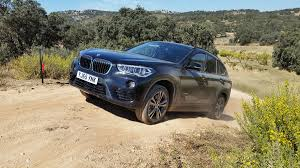 Bmw X1 2015 First Drive Second Gen Suv Makes Off Road Easy