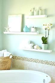 Decorative Wall Shelves For Bathroom Decorative White Shelf Lovely White Bathroom Shelves And