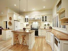 New Modern Kitchen Designs by Granite Benchtop All The Way To The Floor Kitchen Ideas