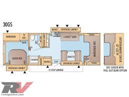 Gmc Motorhome Floor Plans by Jayco Greyhawk Motorhome V10 Engine Rv Magazine