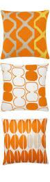 pillow covers for sofa best 25 orange pillow cases ideas on pinterest orange pillow