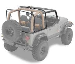 jeep clothing malaysia 1988 1995 jeep wrangler soft top complete hardware and frame kit