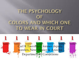 What To Wear On A Blind Date Wearing The Right Colors To Court Do Attorneys Do This Youtube