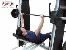 Decline Smith Machine Bench Press Chest Anatomy And Training With Exercises Of All Types Myfit