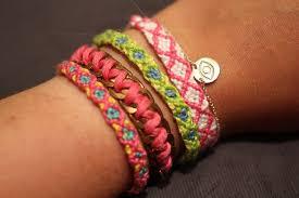 diamond bracelet friendship images Diy diamond friendship bracelets the stripe jpg