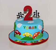 temptations car theme cake