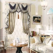 Valances For Living Rooms Retro Curtains For Living Room Decorate The House With Beautiful