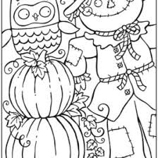 Adult Coloring Pages For Fall Fall Coloring Pages For Children Fall Coloring Page