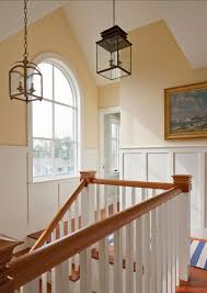 dutch colonial home wall paint color is berber 955 by benjamin