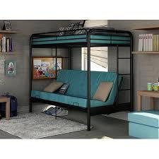dorel twin over futon contemporary bunk bed walmart com want