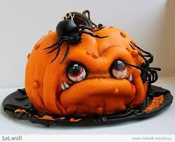 428 Best Halloween Cakes Images On Pinterest Halloween Foods