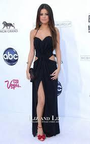 black cut out dress selena gomez black cut out carpet dress 2011 billboard
