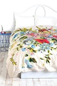 floral duvet covers queen styles bed sheet luxury print pink cover
