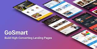gosmart high converting landing page html template by epic themes