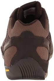 merrell annex ventilator men u0027s low rise hiking boots brown copper