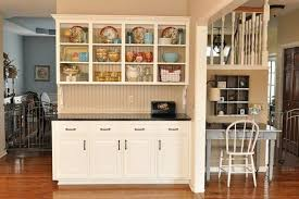Decorating A Hutch Kitchen Gorgeous Built In Kitchen Hutch Ideas Decorating