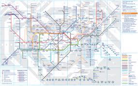 map underground map