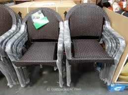 Wicker Bistro Chairs Resin Wicker Bistro Chairs