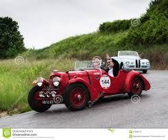 aston martin racing vintage aston martin 2 litre speed model 1939 editorial image image
