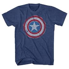 captain america shield light target men s captain america shield t shirt academy target