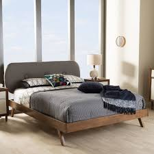 Modern Bed Frame Awesome Modern Canopy Contemporary Bed From Design Inc Modern