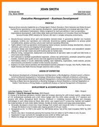 Un Resume Sample by 10 Executive Resume Samples Character Refence