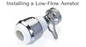 Water Faucet Aerator What Does A Faucet Aerator Do And Why Are They Important
