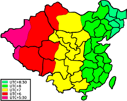 Time Zone Converter Map by Image Gallery Macau China Time Zone