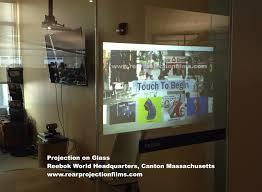 halloween video loop for window projection rear projection film on glass http www rearprojectionfilms com