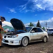 subaru rally jump social feed cdnrally com