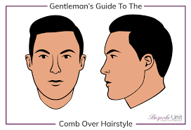 combover hairstyle what should you put men s guide for comb over haircut styling face shapes more