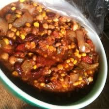 hearty vegan slow cooker chili recipe allrecipes com
