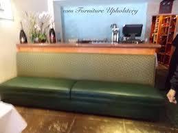 Van Nuys Upholstery Restaurant Booth Upholstery Van Nuys Custom Booth
