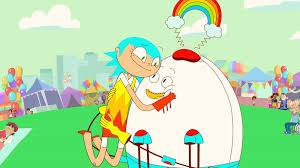 Wildfire Cartoon Youtube by Amazon U0027s Newest Cartoon Heroes U0027danger U0026 Eggs U0027 Were Born In