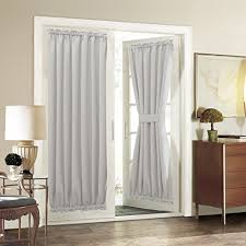 Sliding Door Curtains Patio Door Curtains For A Different Touch In Patio Stanleydaily Com