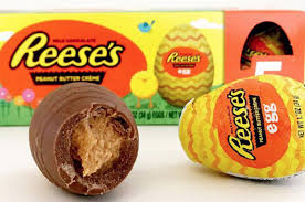 reese easter egg tesco brings back reese s peanut butter creme eggs daily