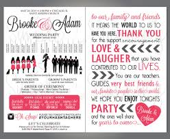 Fan Programs For Weddings Diy Wedding Ideas Silhouette Wedding Program