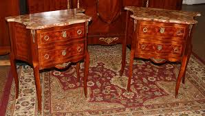 Antique Nightstands With Marble Top Antique Stands End Tables