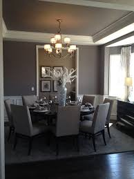 Gray Dining Room Ideas Gray Dining Table Cottage Kitchen Lollygag House Intended