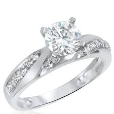 white gold wedding rings cheap white gold promise rings and wedding rings for s best