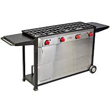Backyard Grill 4 Burner Gas Grill by Shop Outdoor Burners U0026 Stoves At Lowes Com
