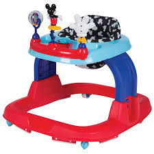 Mickey Mouse Makeup For Halloween by Disney Baby Ready Set Walk Walker Mickey Mouse Walmart Com