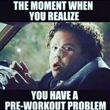 Pre Workout Meme - preworkout fire science nutrition