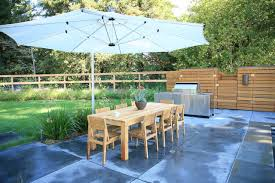 Patio Umbrella Fabric by How To Pick A Patio Umbrella That Performs