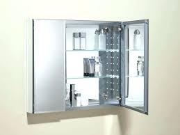 Bathroom Mirror Medicine Cabinet With Lights Corner Medicine Cabinet 8libre