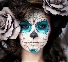 day of the dead makeup tutorial bing images