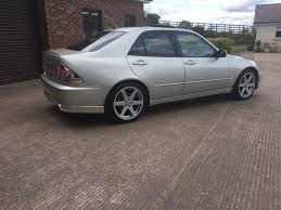 lexus aero wheels lexus is200 sport aero model in dungannon county tyrone gumtree