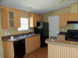 mobile home makeover original interior pics